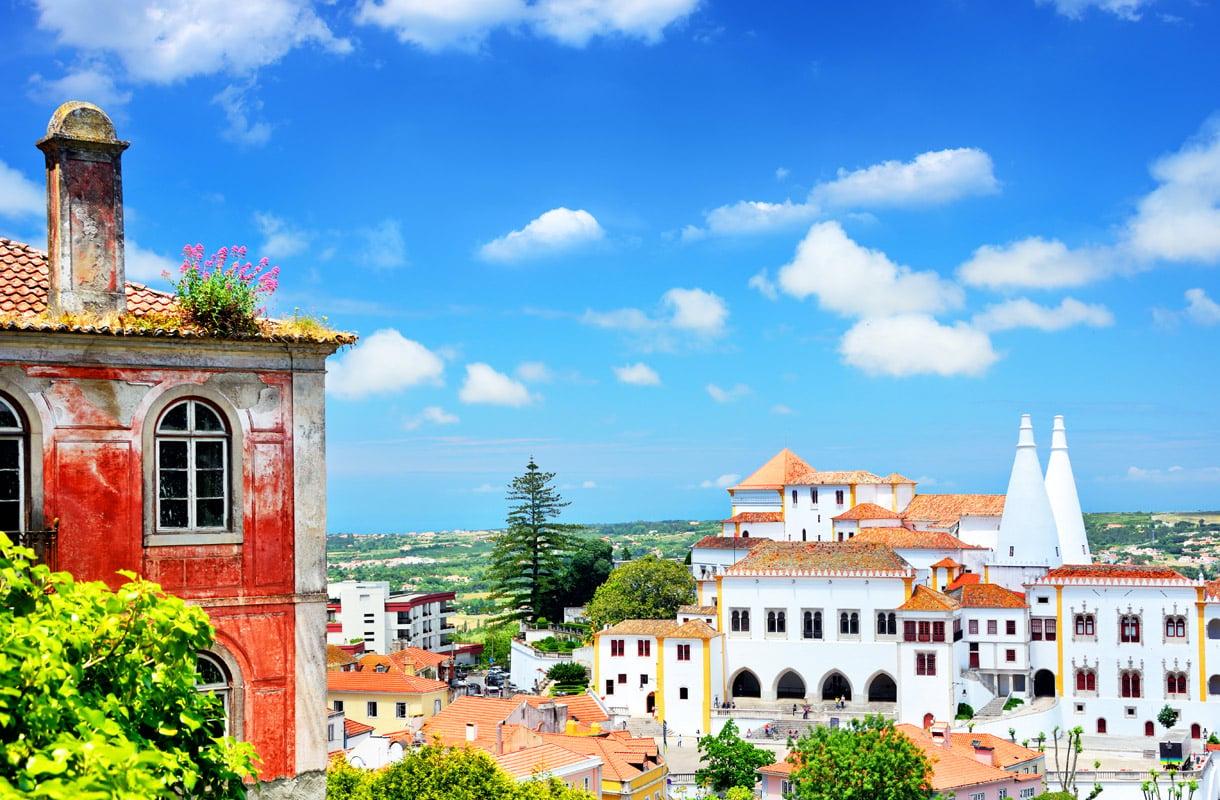 Sintra, Portugali