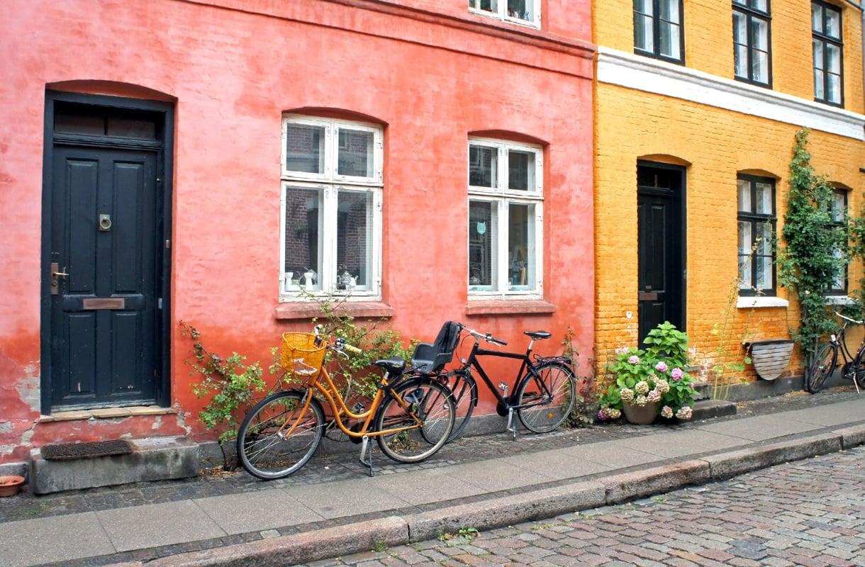 Viikonloppuloma Kööpenhaminassa