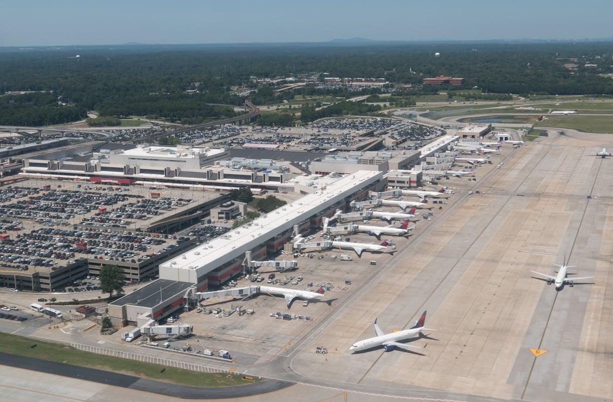 Atlantan lentoasema