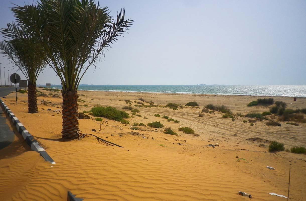 Ras al Khaimahista haetaan yleensä lämpöä ja rentoutumista.