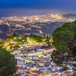 Mijas on monen Costa del Solille matkaavan kohde.