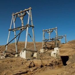 Pedra Lume sijaitsee Salin itärannikolla.