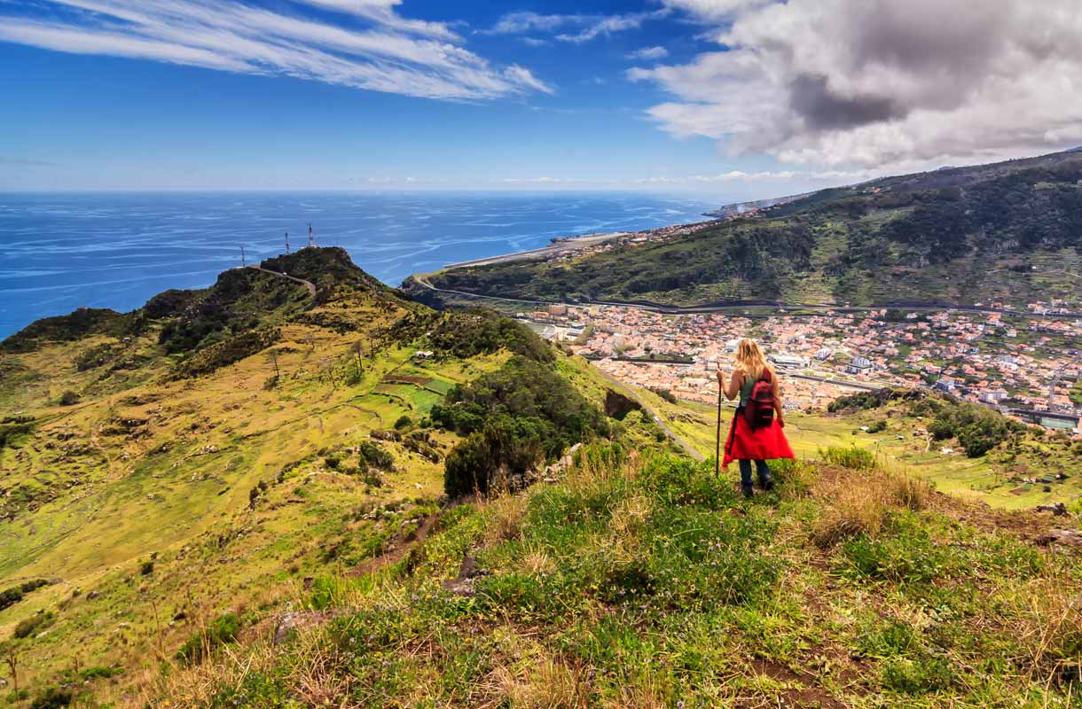 Madeiran parhaat vaellusreit