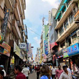 Colombo on suurkaupunki Sri Lankassa.