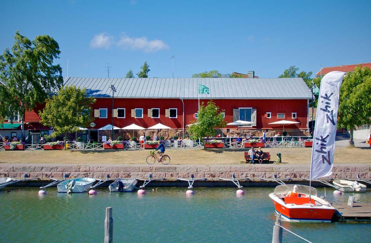 Hanko on Suomen eteläisin kaupunki.