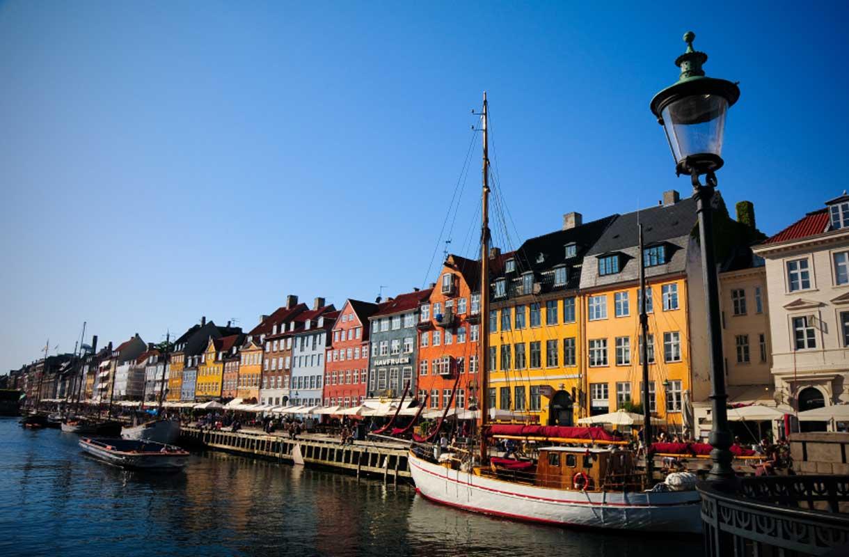 Tanskan pääkaupunki Kööpenhamina
