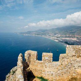 Linnoitus on yksi Alanyan suosituimmista nähtävyyksistä