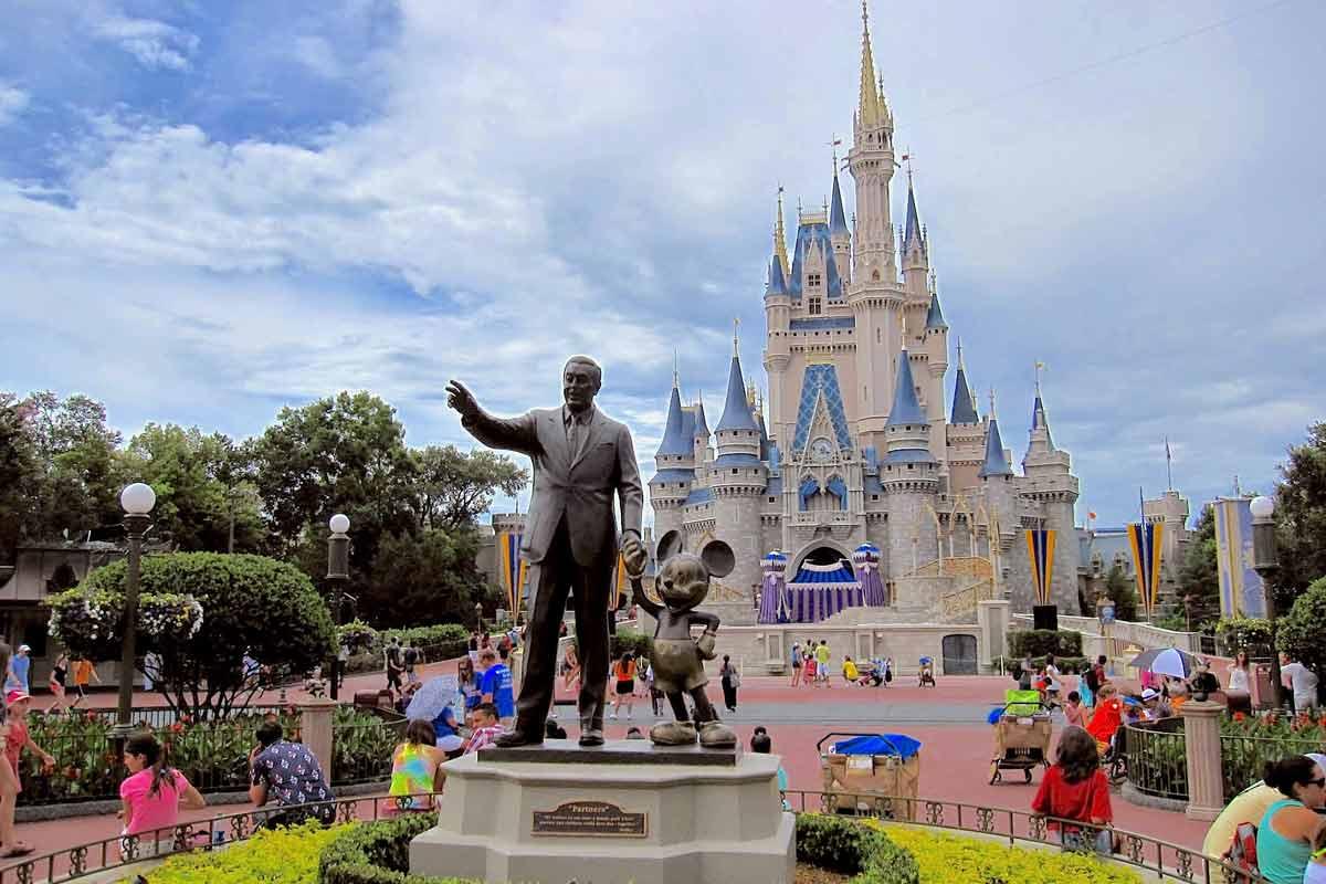 Orlando sopii teemapuistojensa ansiosta lapsiperheille.