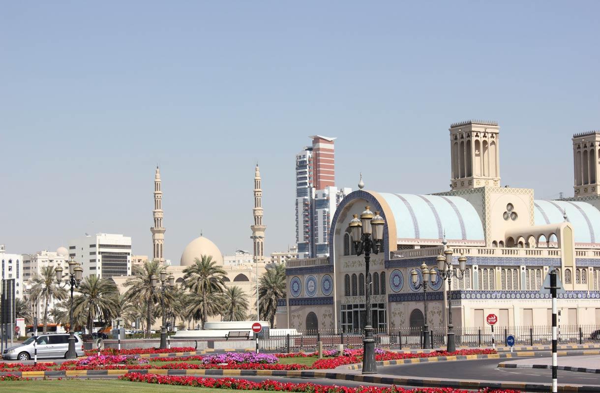 Sharjah on oiva matkakohde ympäri vuoden.