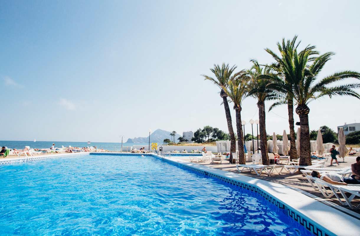 Hotelli Cap Negret Alteassa