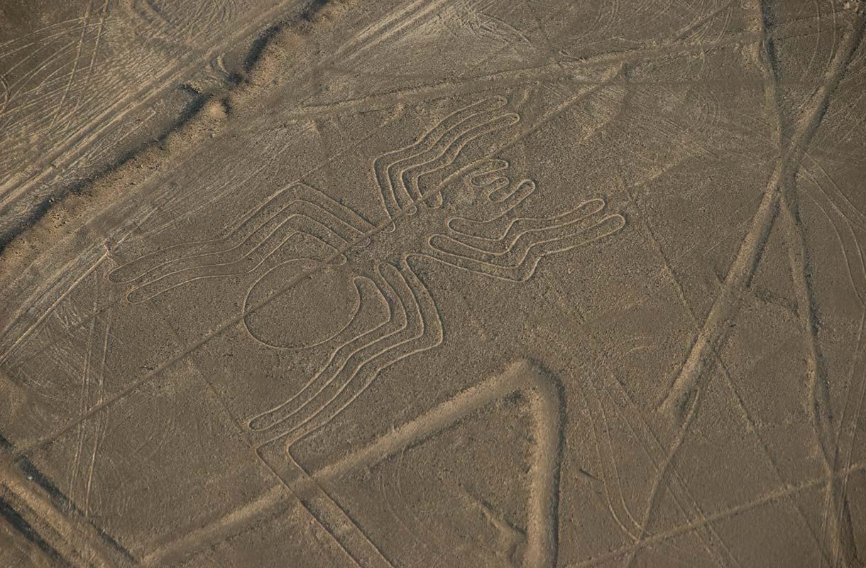 Nazcan linjat Perussa