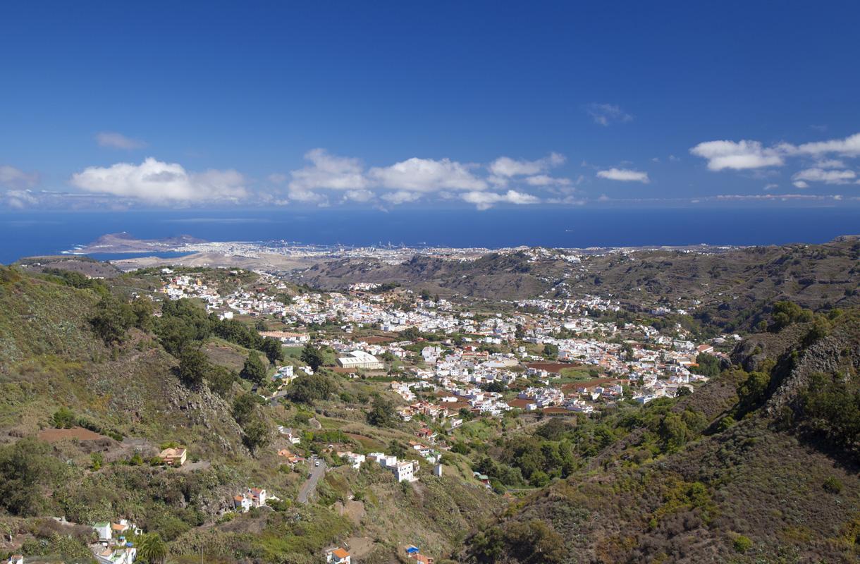 Zamoran näköalapaikka, Gren Canaria