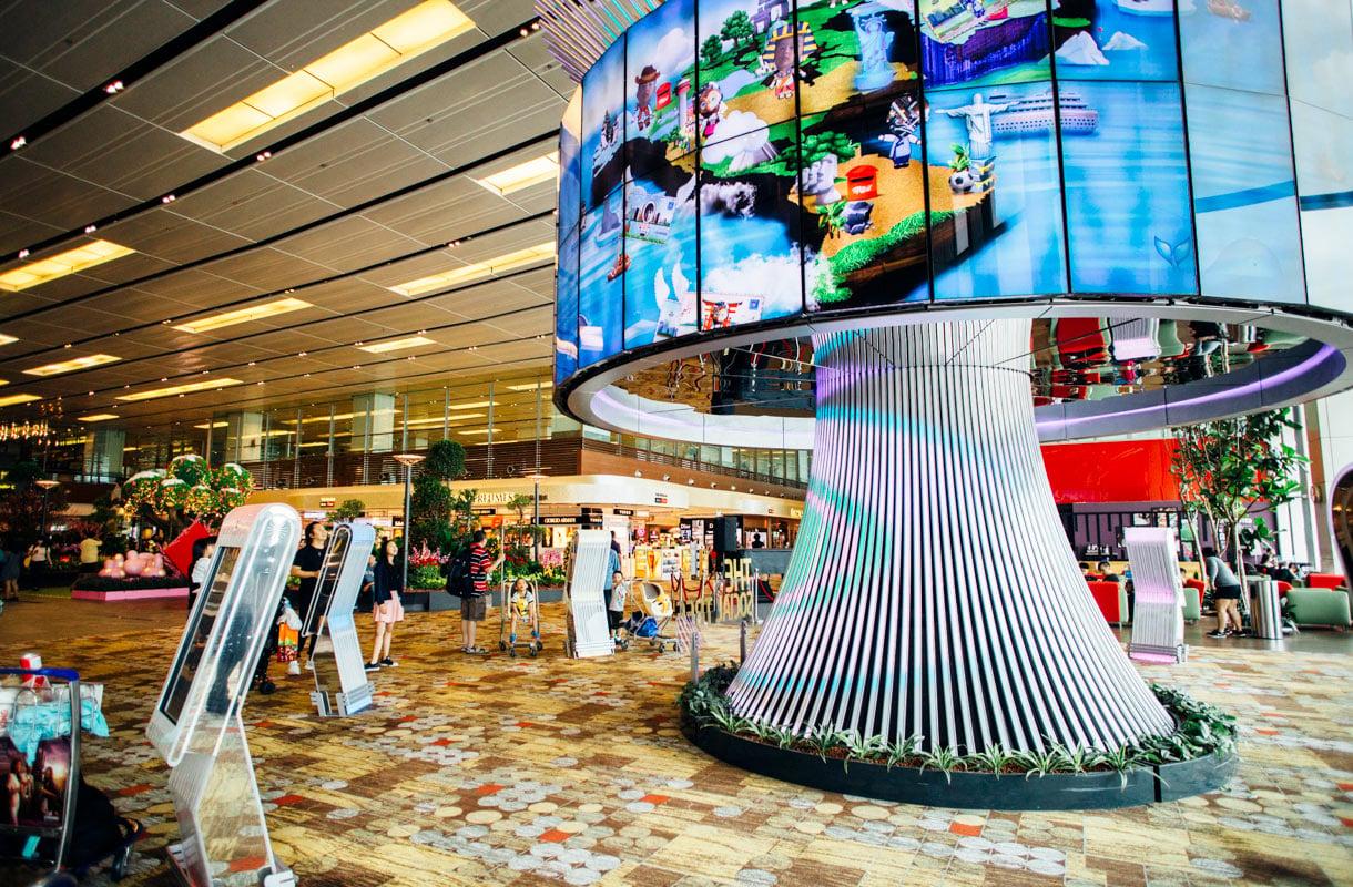 Singapore Changin lentoasema