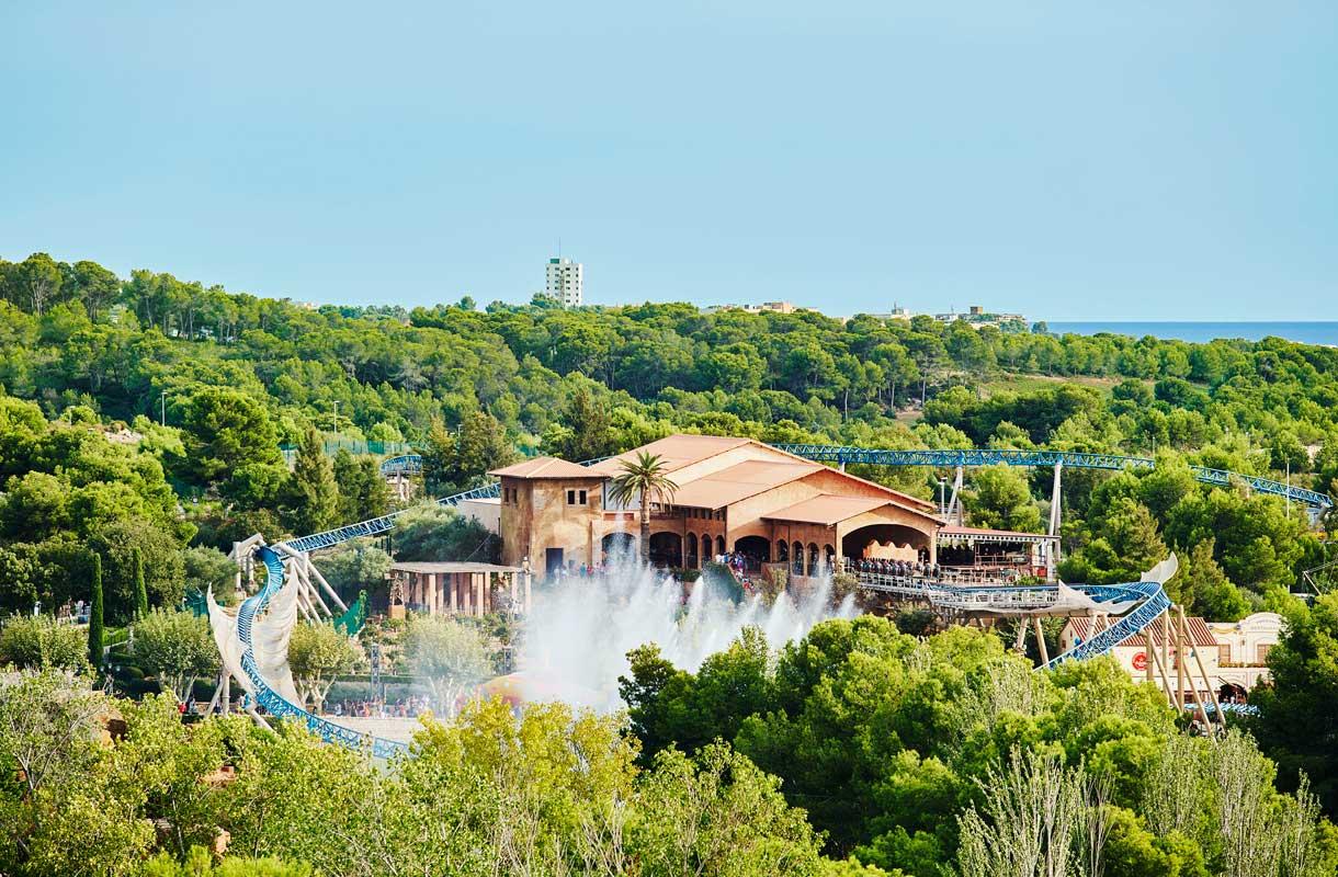 Espanjan suurin huvipuisto