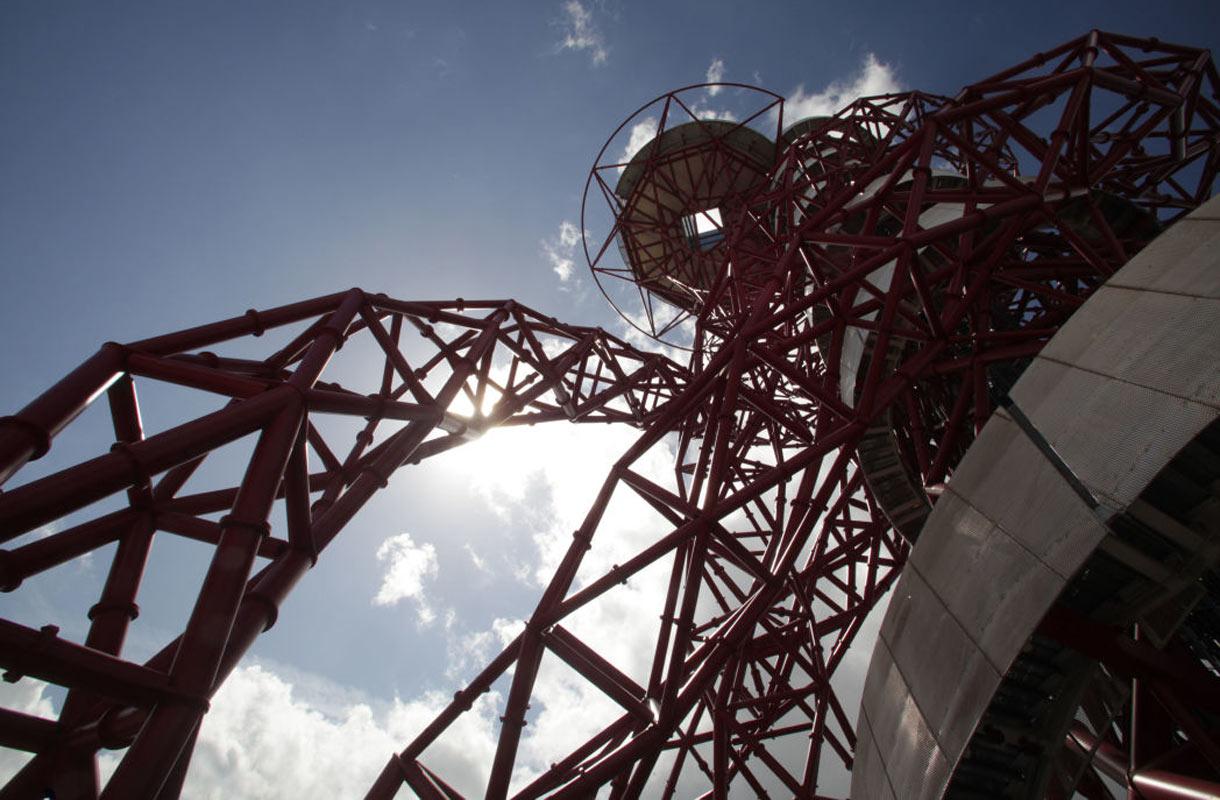 ArcelorMittal Orbit Lontoossa