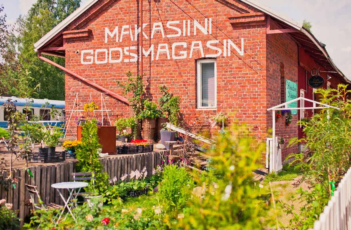 Päiväretket Helsingistä