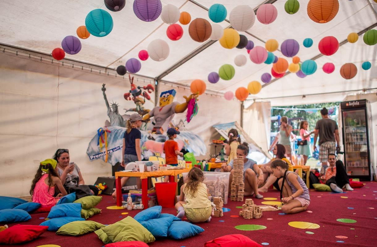 Lapsiperheen festivaalit