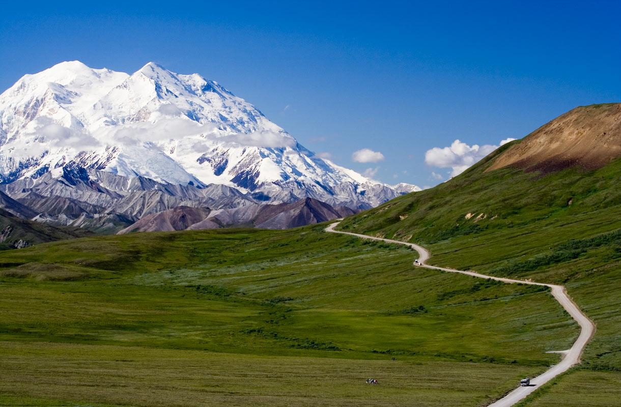 Alaskan Denalin kansallispuisto