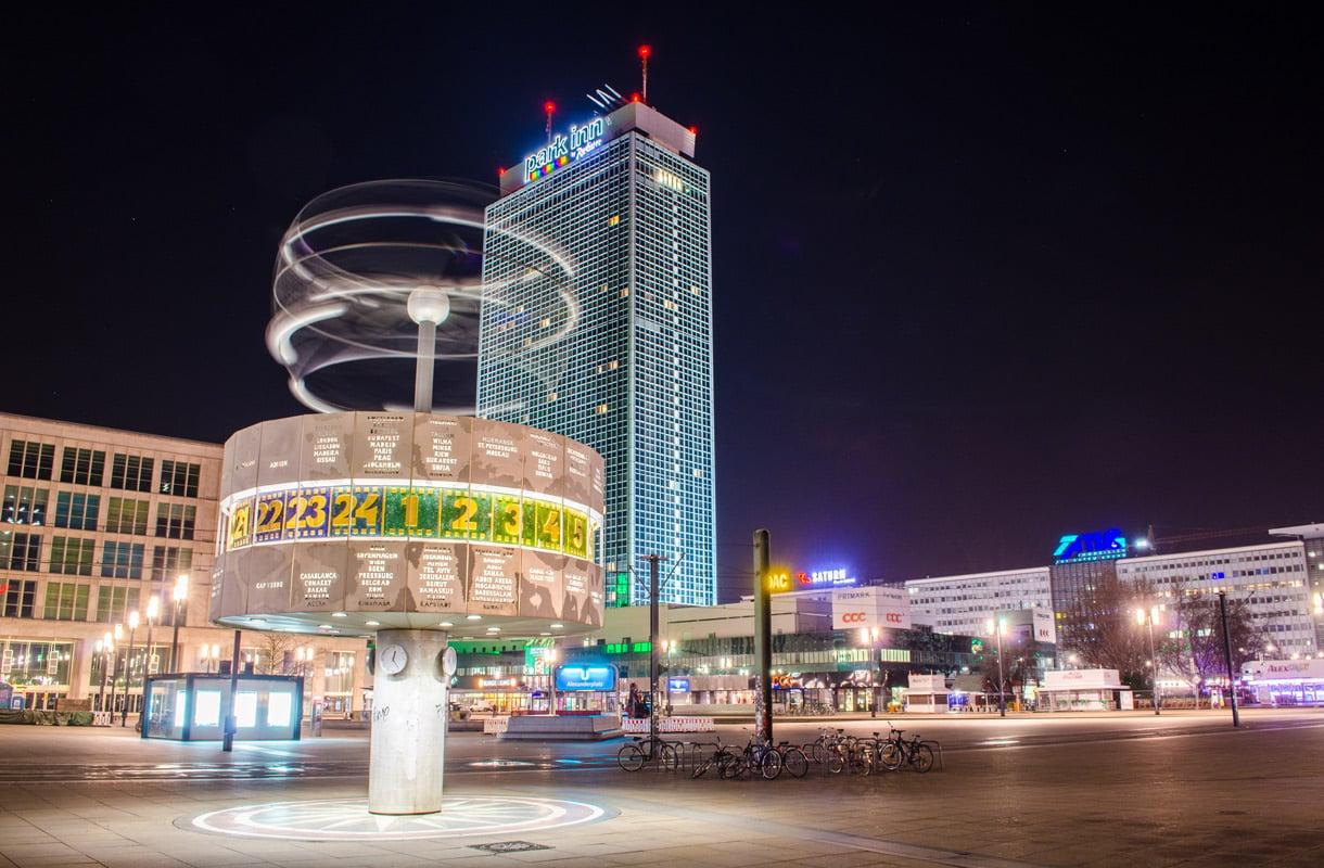 Berliinin parhaat näköalapaikat