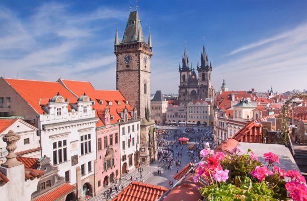 Prahan Kiinnostavimmat Nahtavyydet