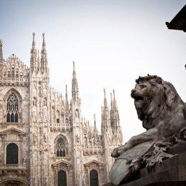 Milanon Duomo