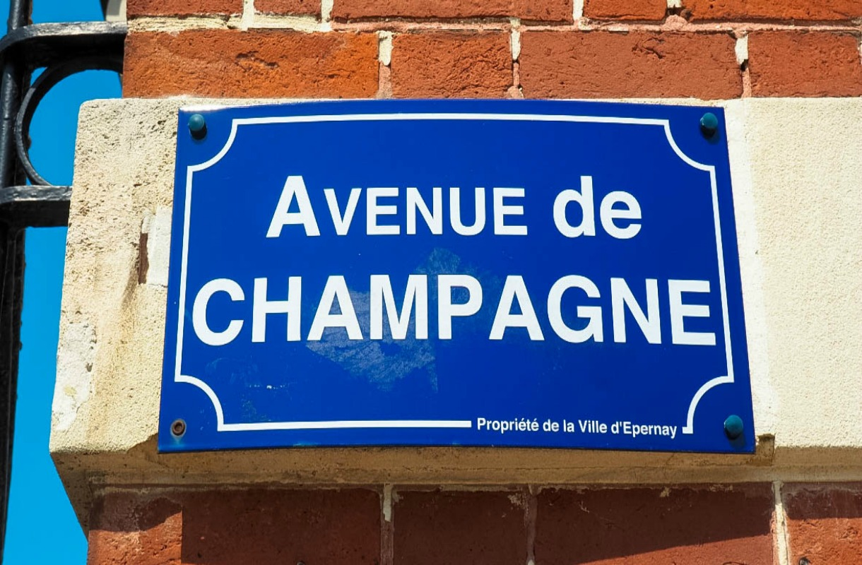 Champagne, Ranska