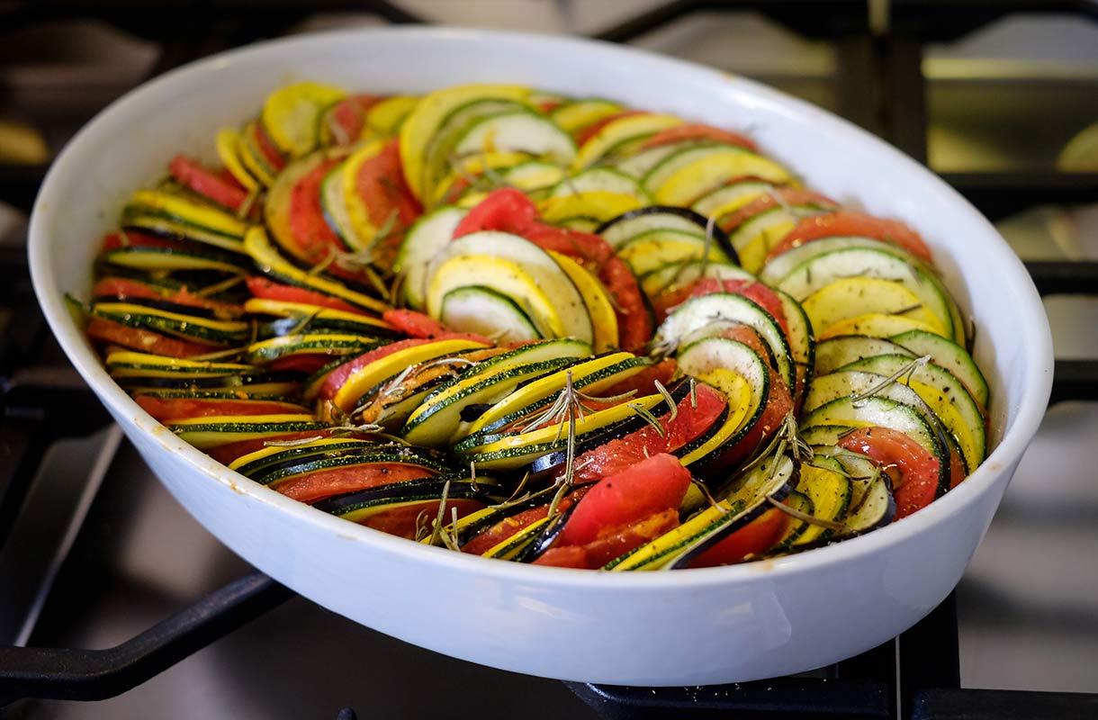 Ranskalaista ruokaa