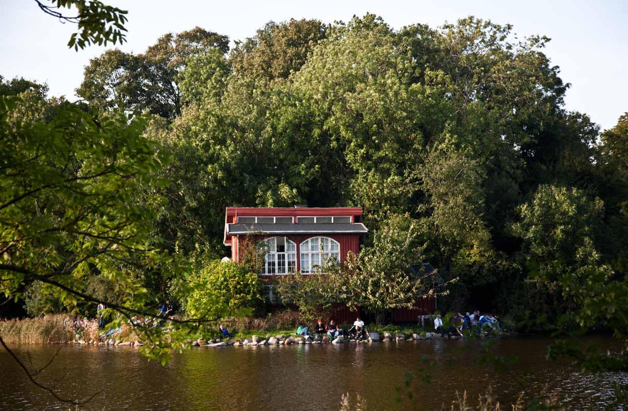 Christiania sijaitsee yhdellä Kööpenhaminan parhaista paikoista.