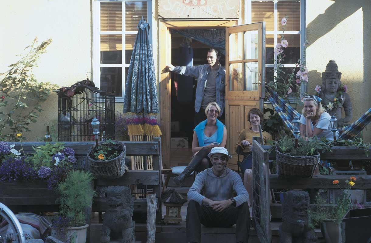 Christiania on Euroopan viimeinen hippiyhdyskunta.