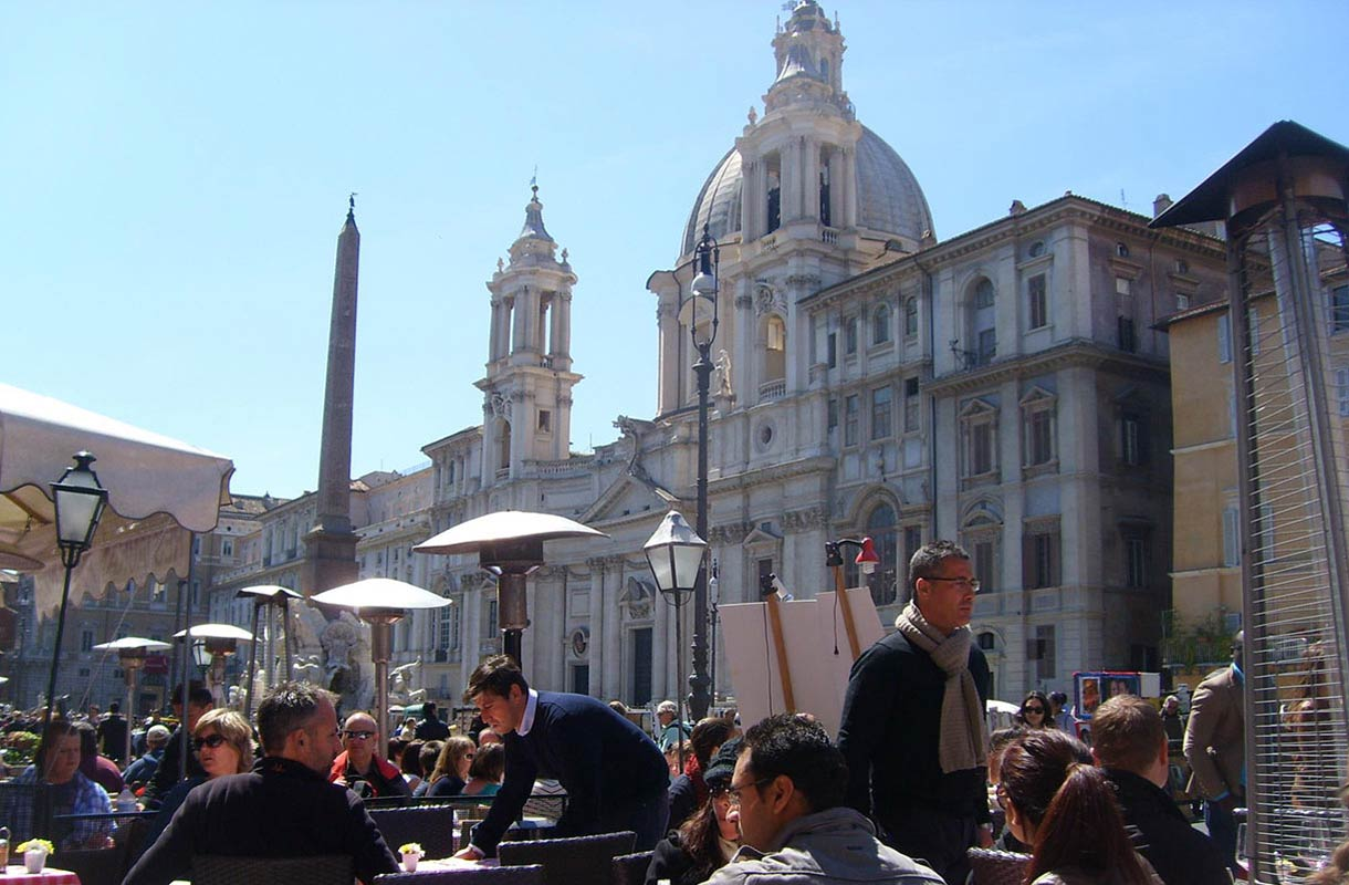 Rooma Hotellit
