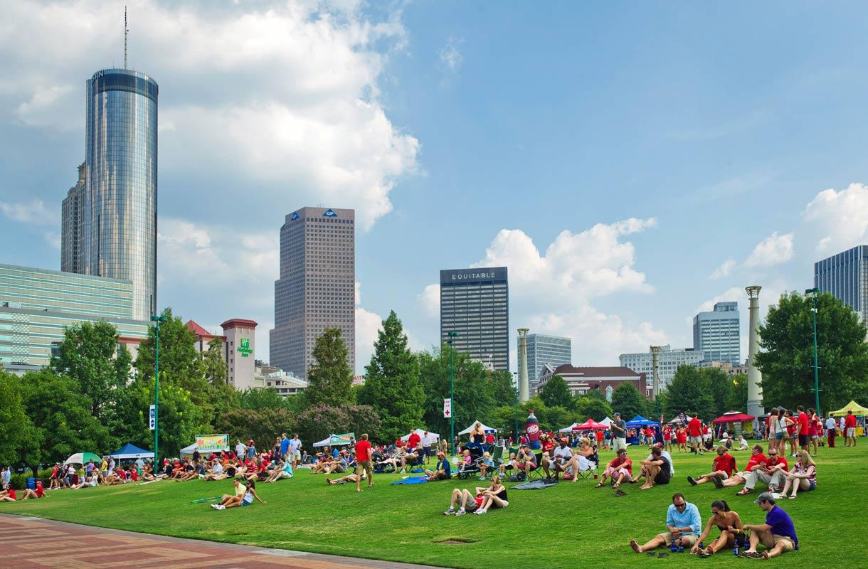Atlanta, Yhdysvallat