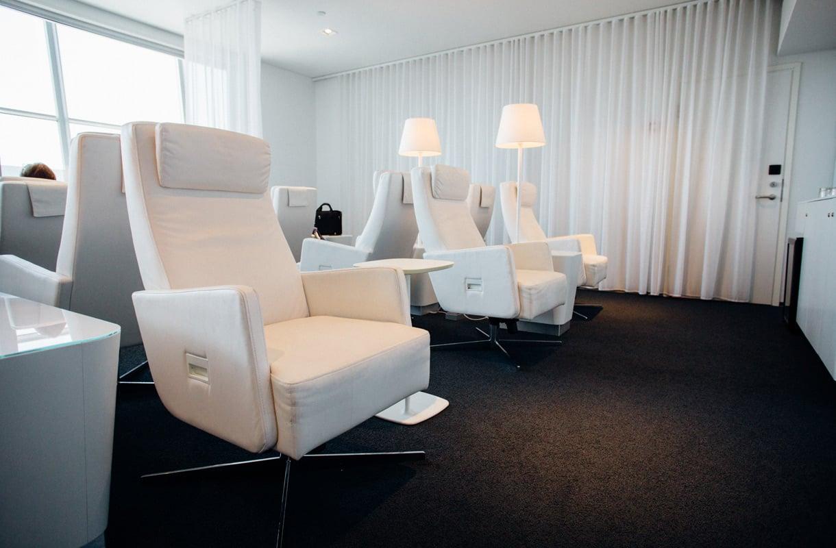 Finnair Premium-lounge