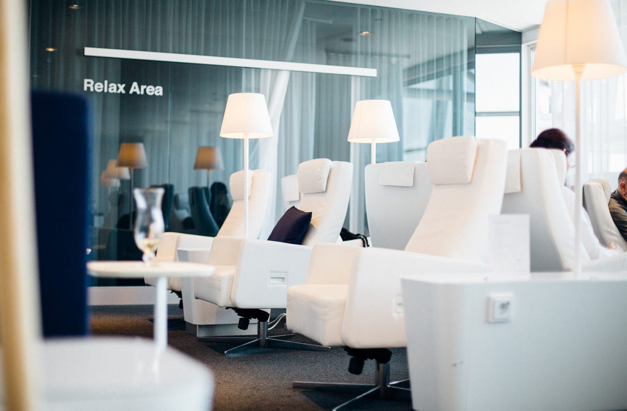 Finnair Premium-lounge
