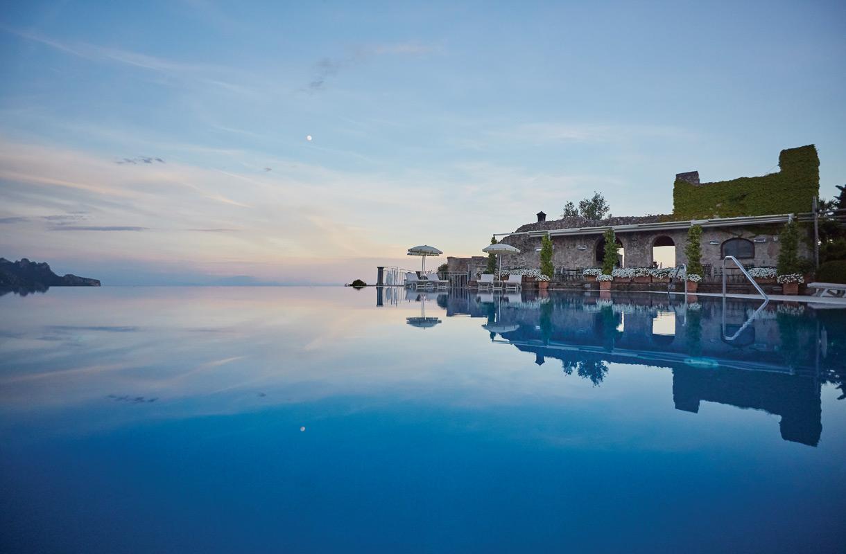 Belmond Hotel Caruson uima-allas