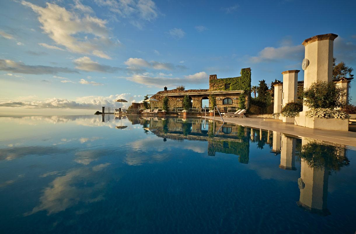 Hotelli Italian Amalfin rannikolla