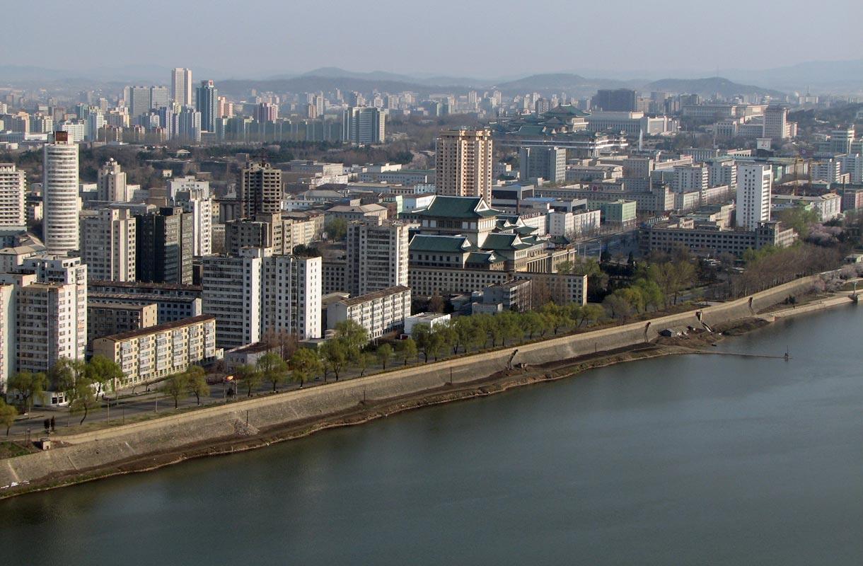 Pohjois Korea Loikkari