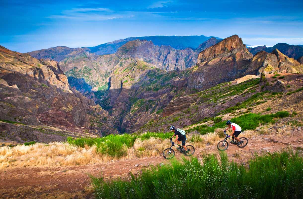 Madeira on aktiivilomailijan unelmakohde.