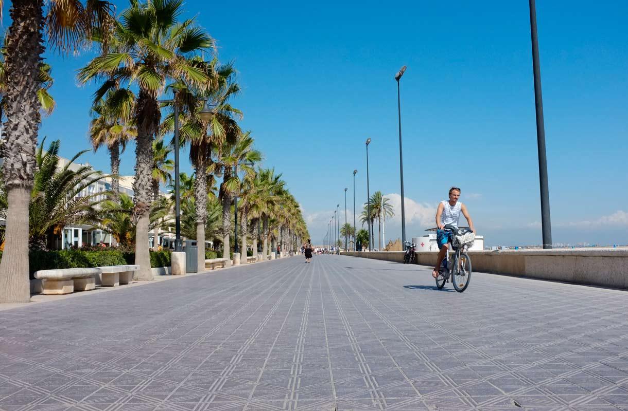Valencia, Espanja