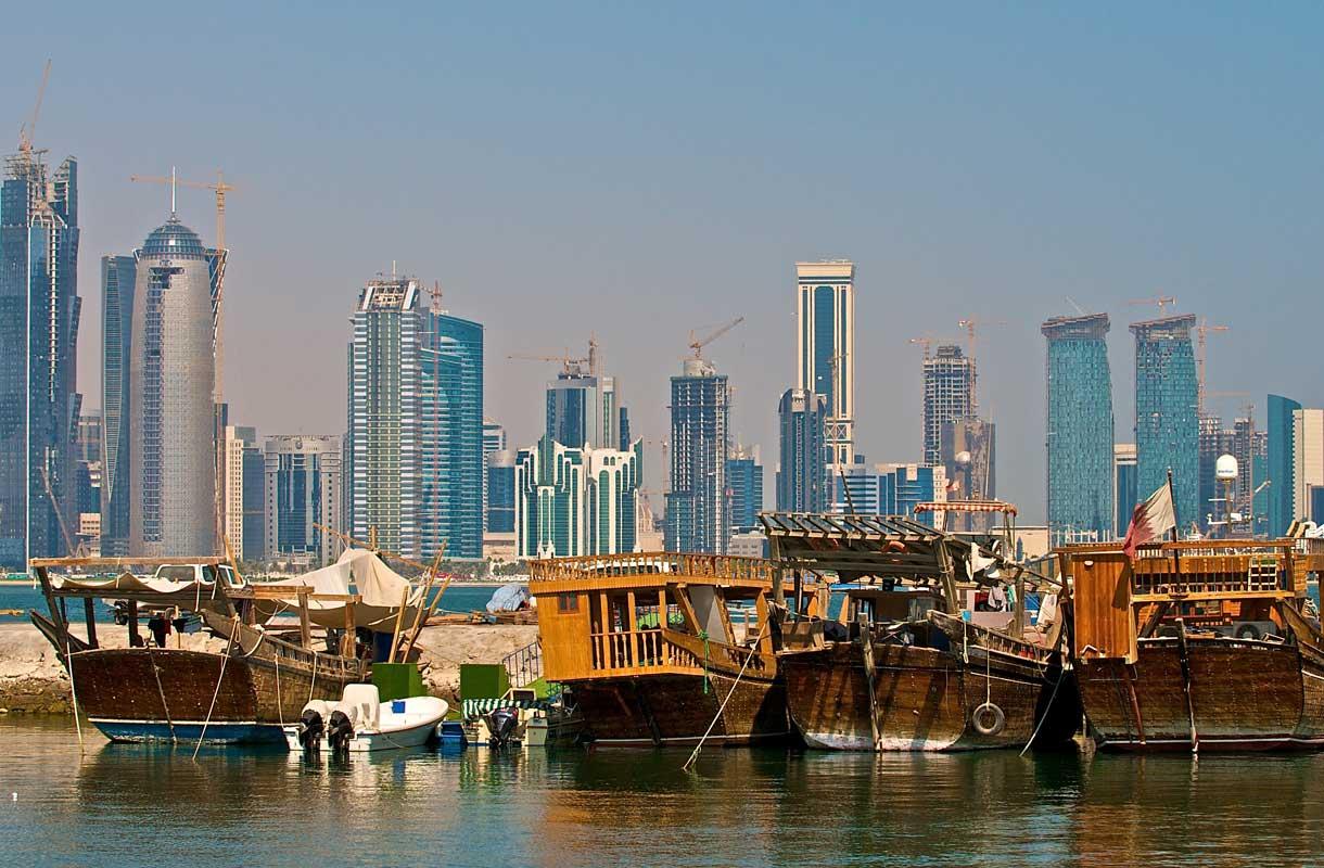 Dohassa yhdistyvät perinteet ja uudet tuulet.