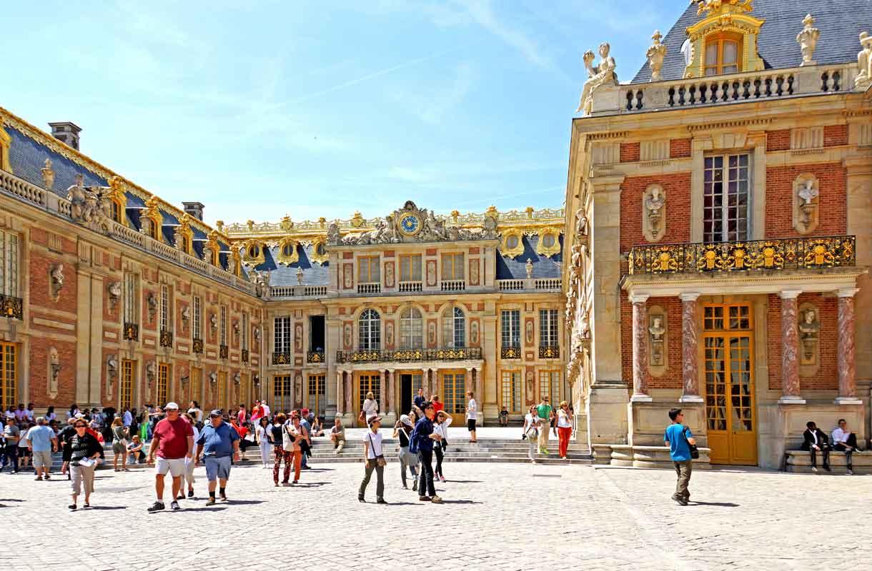Versaillesin palatsi