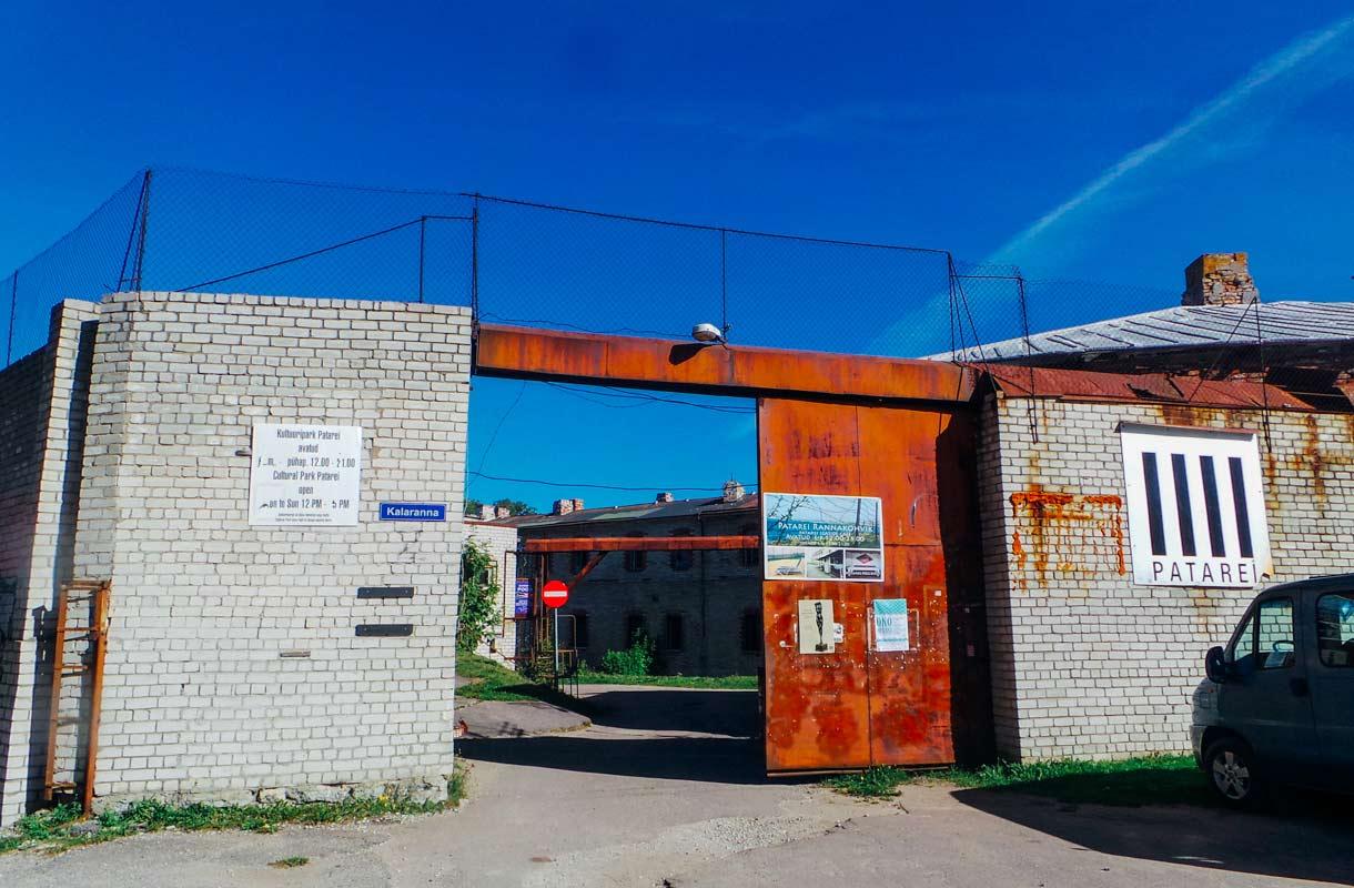 Patarein vankila suljetaan yleisöltä syksyllä 2016.