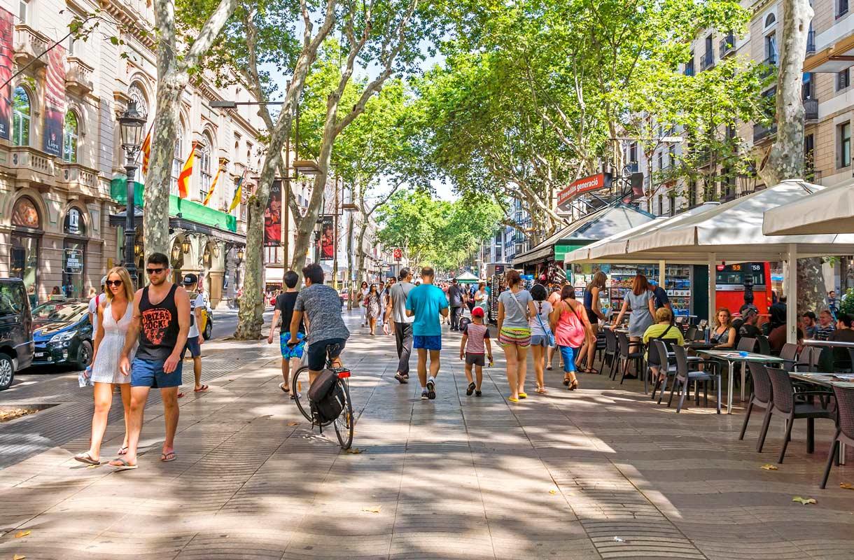 Espanjan ostoskaupungit