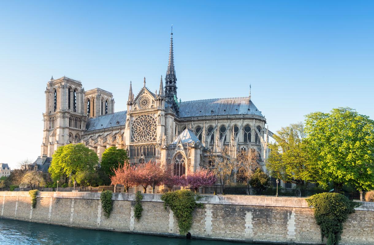 Ensikertalaisen Pariisi