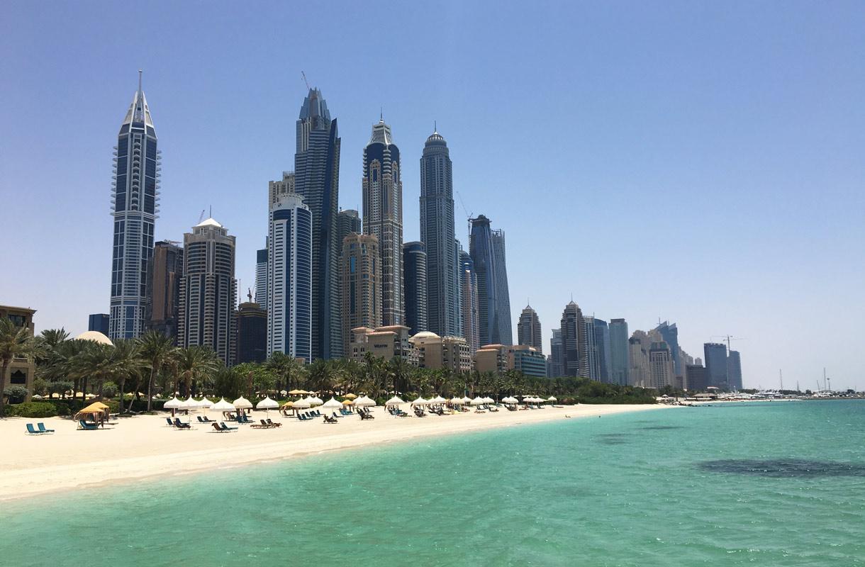 Rantaloma Dubaissa