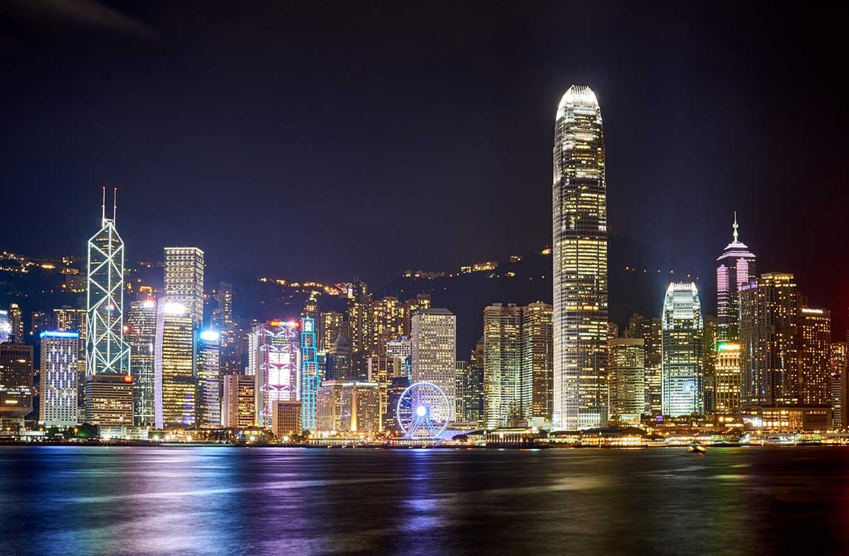 Avenue of Stars Hongkongissa