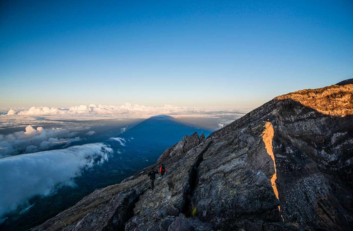 Mount Agung Balilla