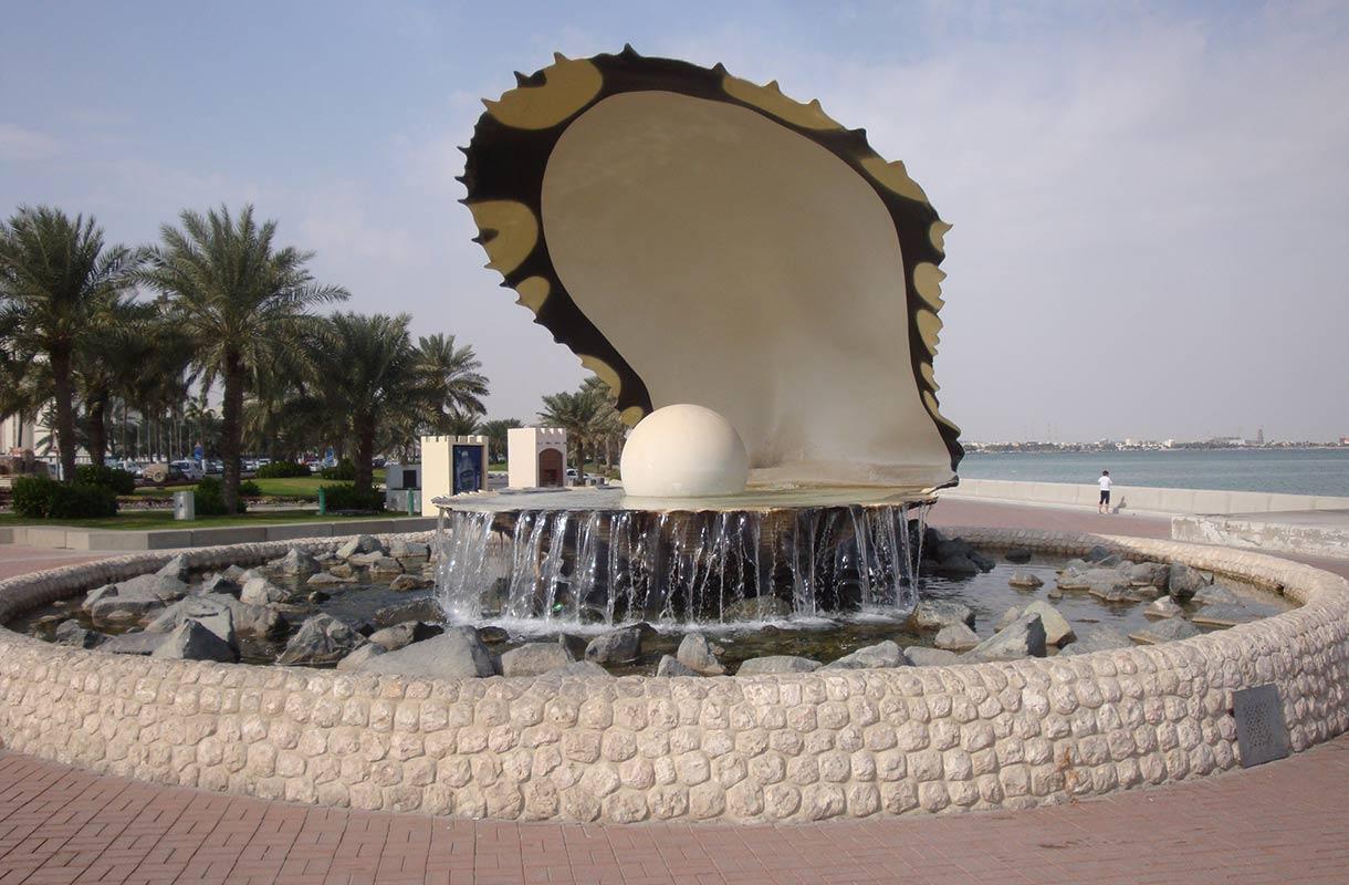 Nähtävyys Dohassa