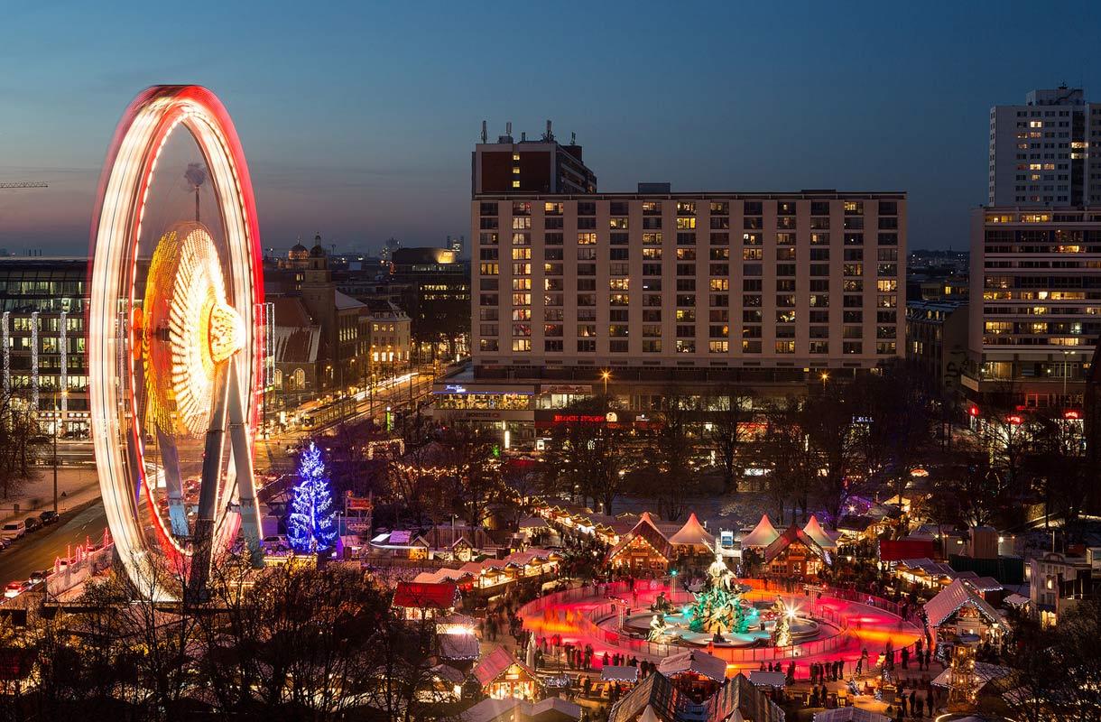 joulu markkinat 2018 Berliinin parhaat joulumarkkinat Top 5 joulu markkinat 2018