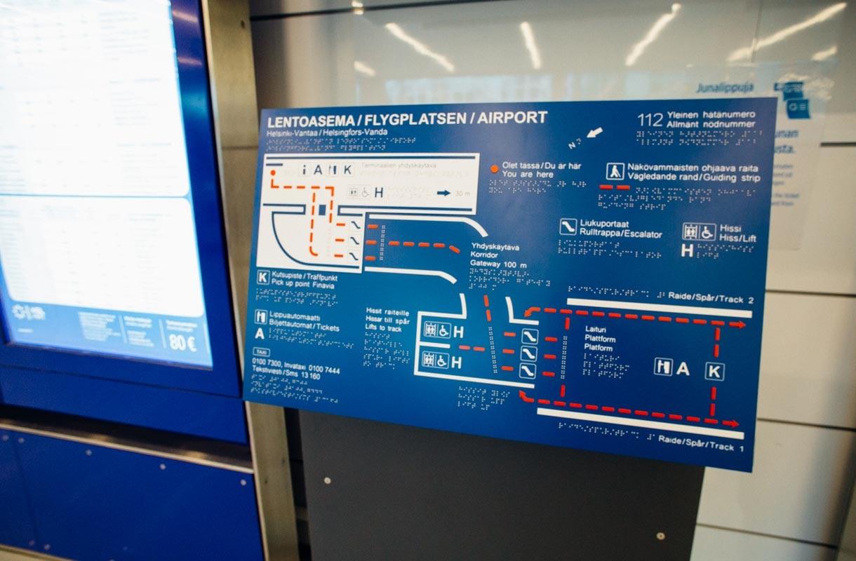 Tallainen On Helsinki Vantaan Lentoasema