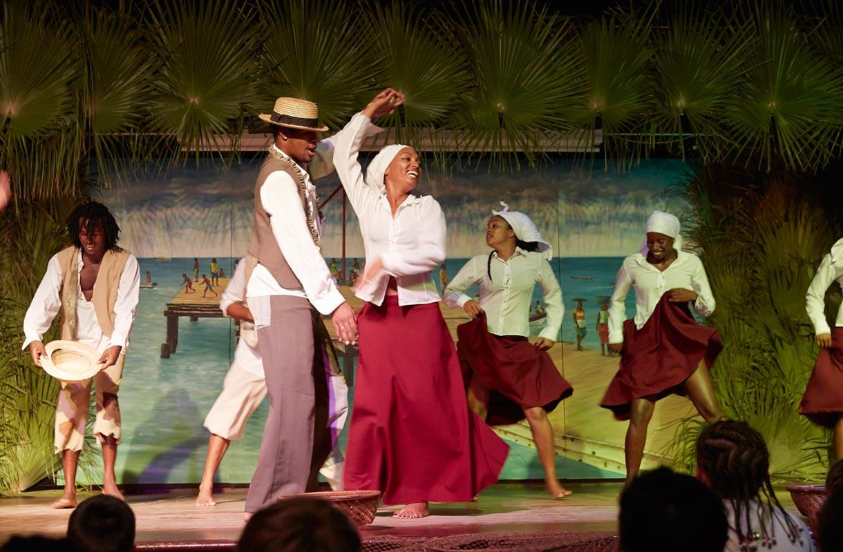 Riu Funana -hotelli Kap Verdellä
